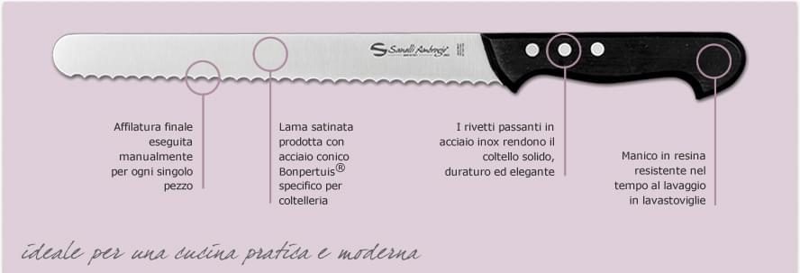 Crea il tuo set di coltelli professionali a meno di 139 euro