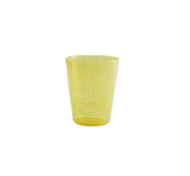 Memento Synth • Glass • Yellow Transparent